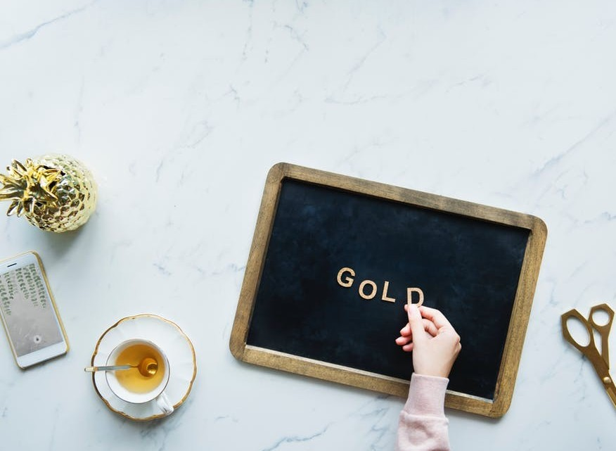 Create A Gold Foil Effect In Photoshop