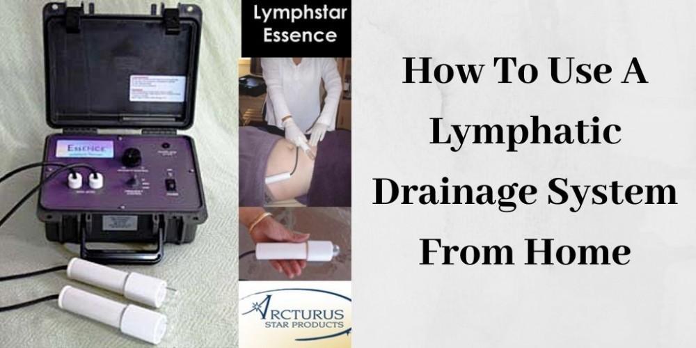 Lymphstar Essence lymphatic drainage system