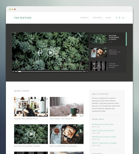 The Best WordPress Themes From ThemeIsle