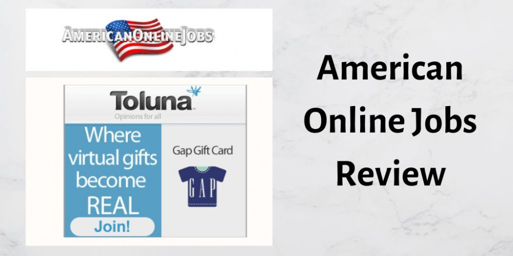 American Online Jobs Review - Graphic