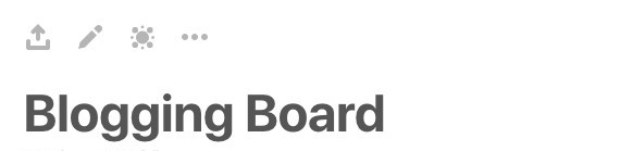 What Is A Pinterest Widget - Blogging Board