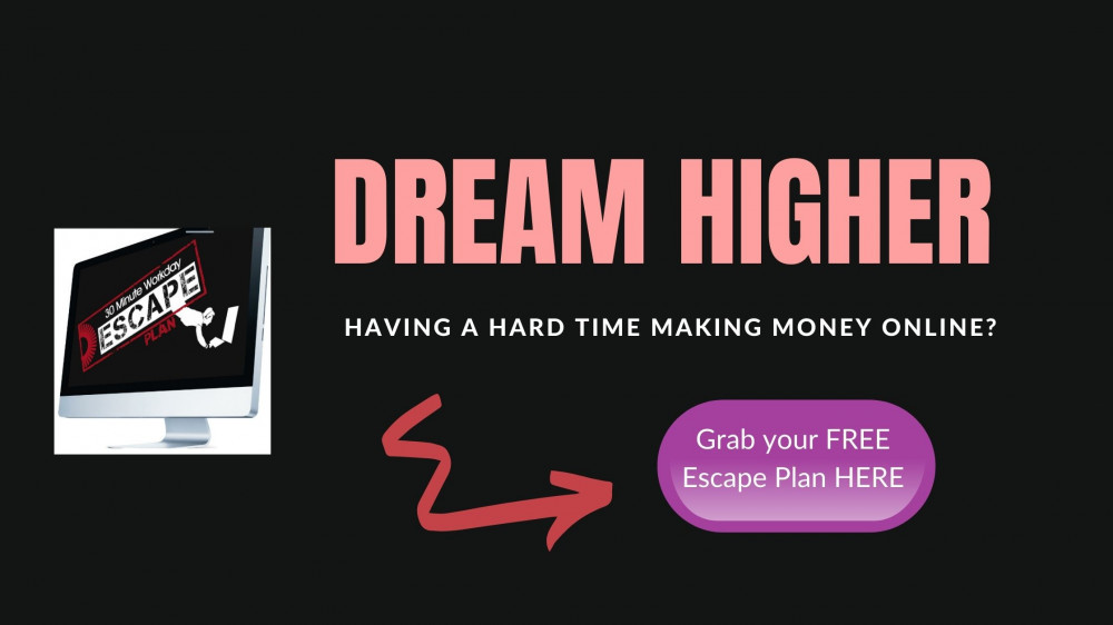 How To Create A Popup - Dream Higher Banner