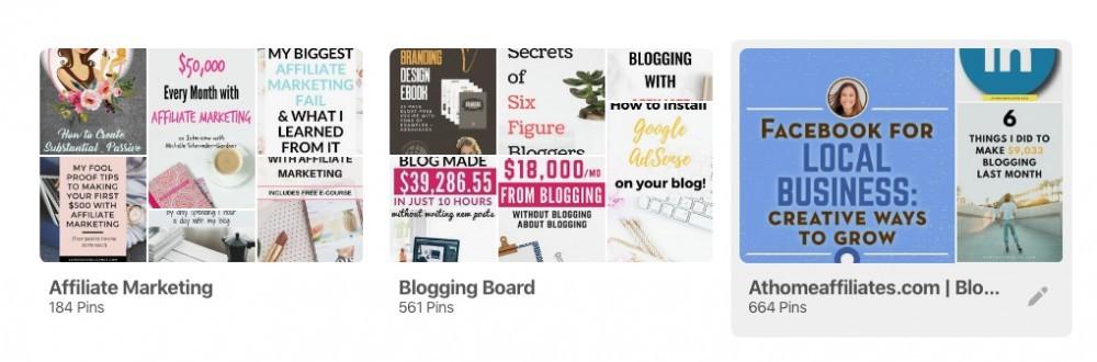What Is A Pinterest Widget - Pinterest Boards