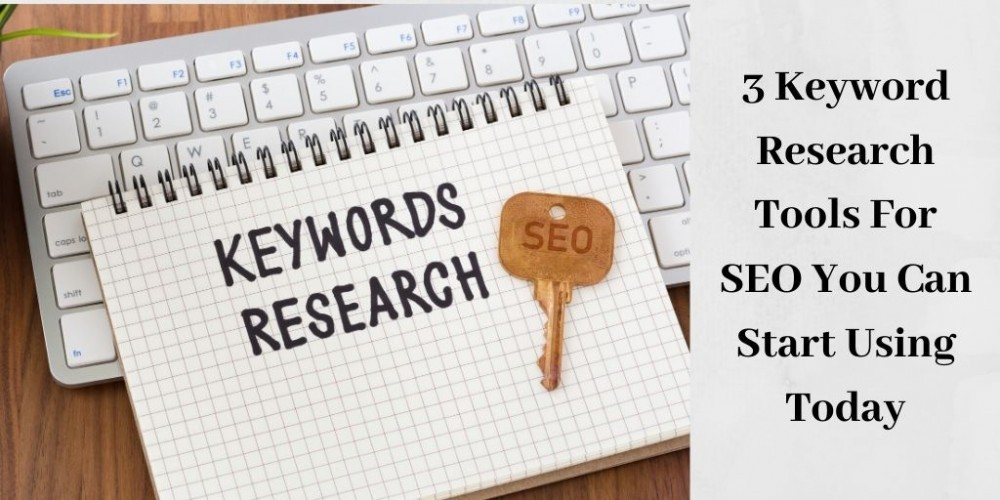 """Keyword Research Tools For SEO - Key That Says """"SEO"""""""