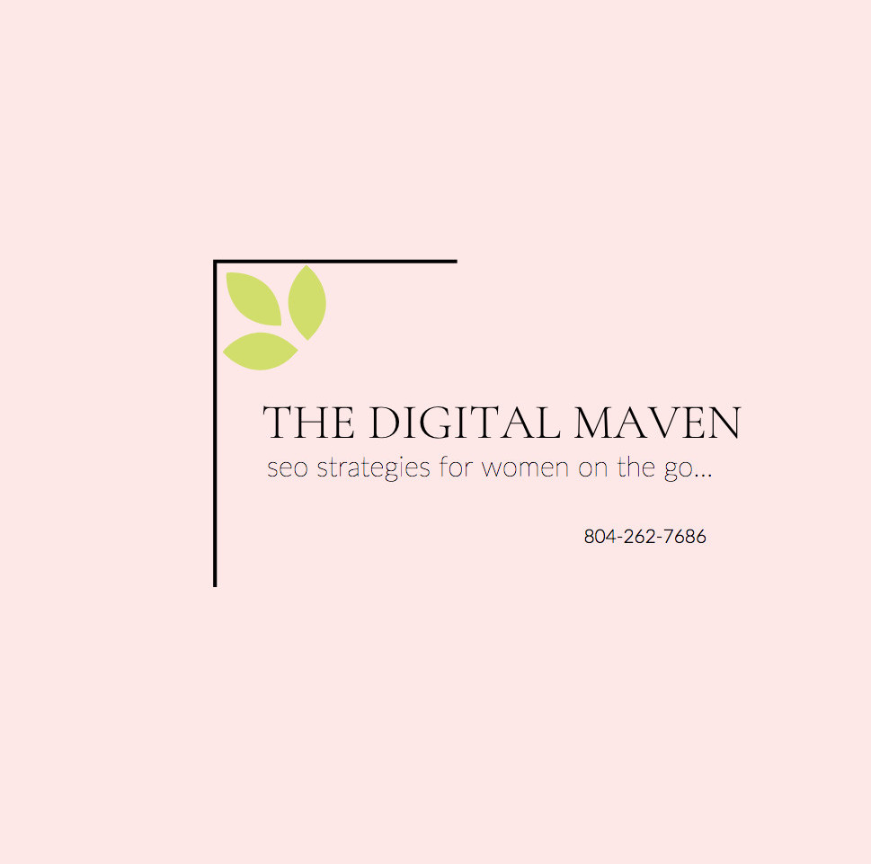 How To Create A Logo In Canva - Pink Background