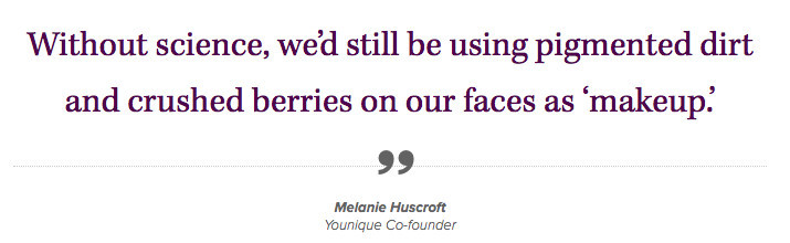 Younique Review - Quote