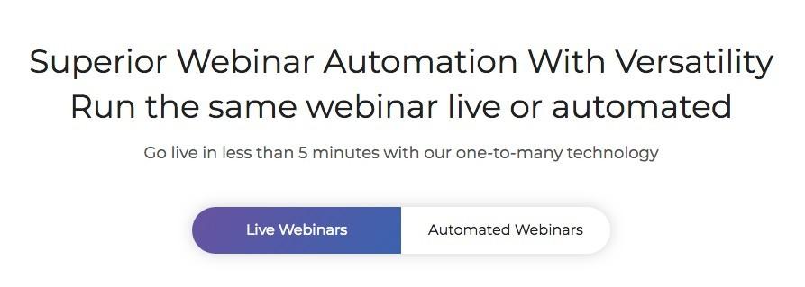 webinar automation