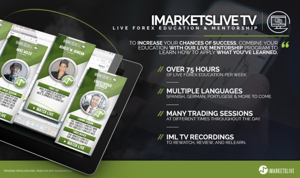 Exciting updates IML TV | My Best Forex Trading Training