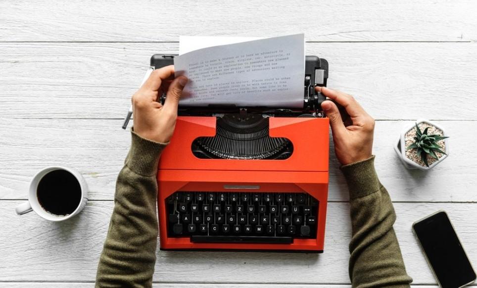 but I am not a writer