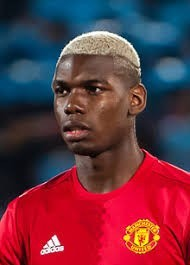Paul Pogba- a current Midfielder