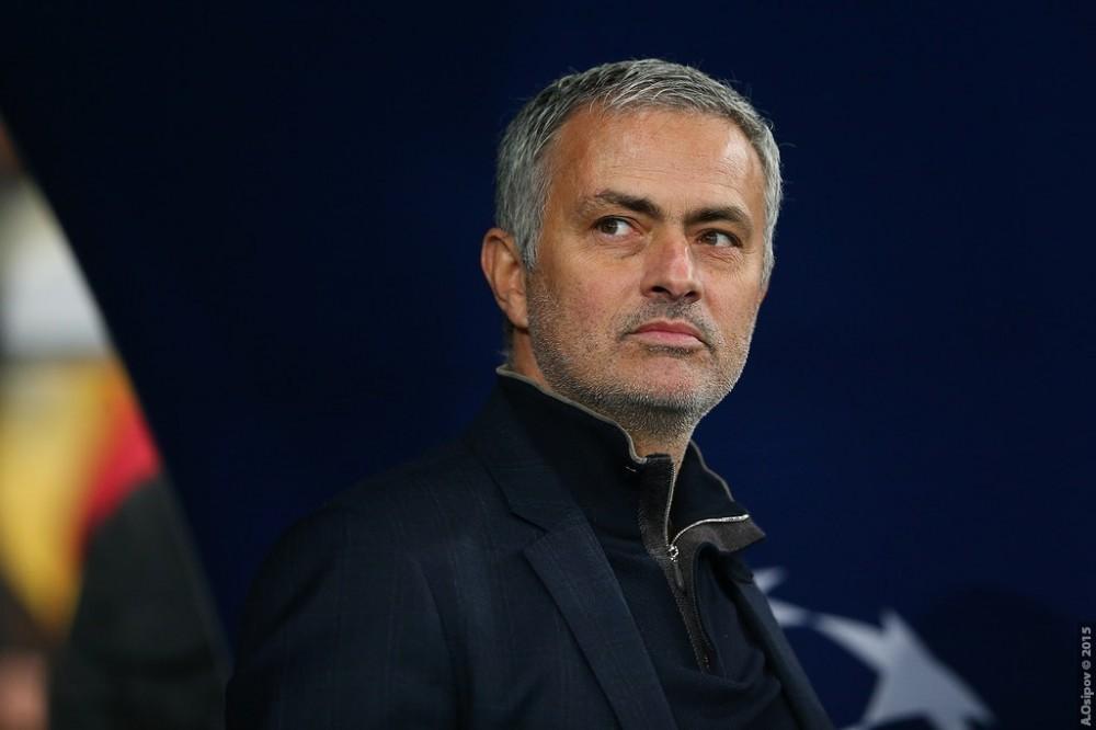 Jose Mourinho- Manchester United's manager
