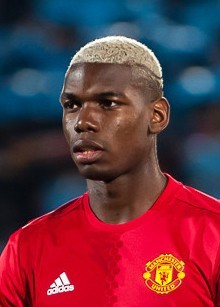 Paul Pogba- A Manchester United Midfielder