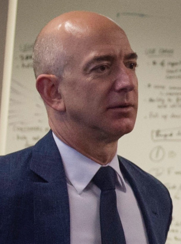 Jeff Bezos- Amazon CEO