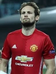 Daley Blind- a current Man United Defender