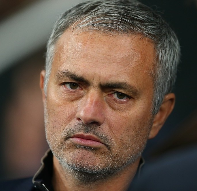 Jose Mourinho- Manchester United's current manager