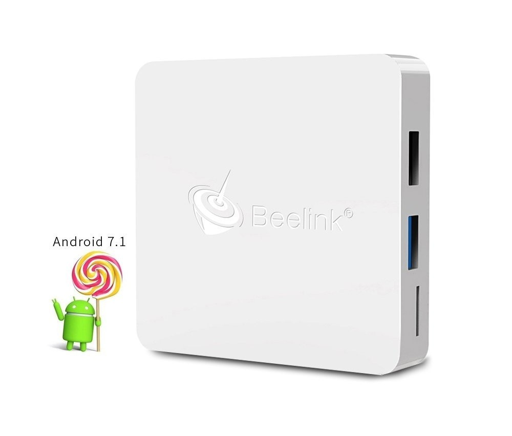 Beelink A1 TV Box Android 7.1