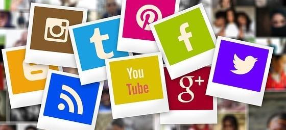 google blogger social