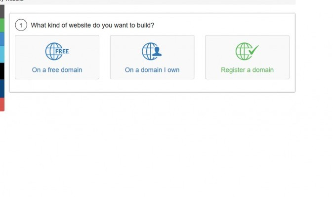 build an amazon website domain