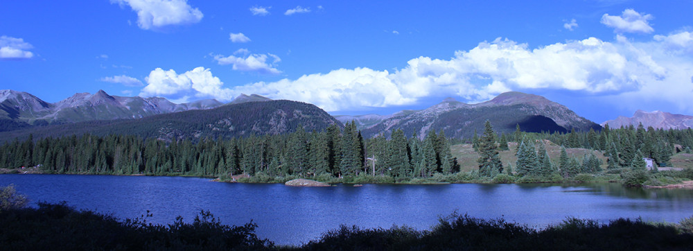 Molas Lake Trail