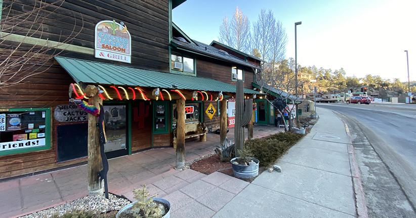 Cactus Jack's Saloon