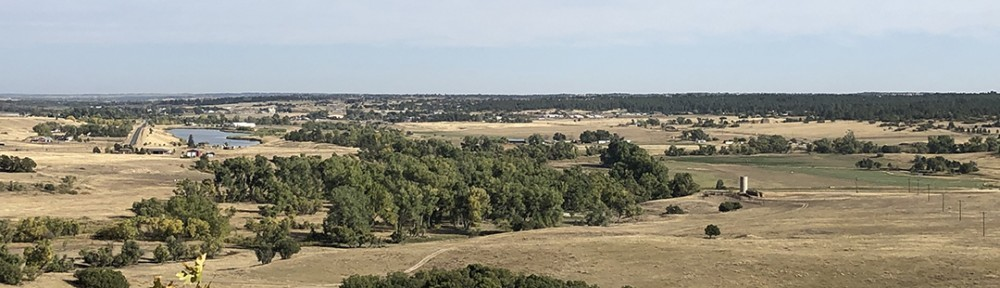 Castlewood Canyon Looking Towards Franktown