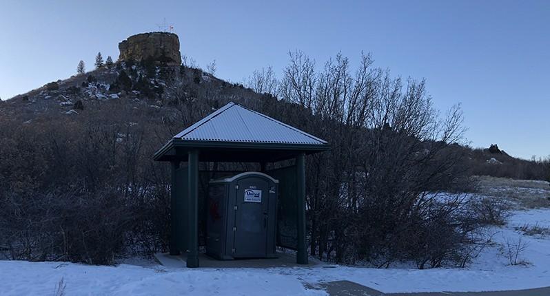 Castle Rock Trailhead