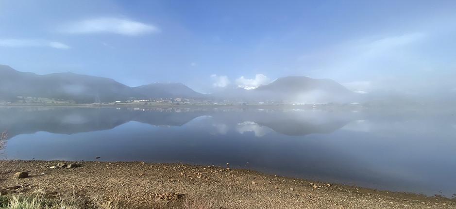 Lake Estes Sunrise
