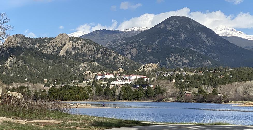 The Shining in Estes Park Colorado