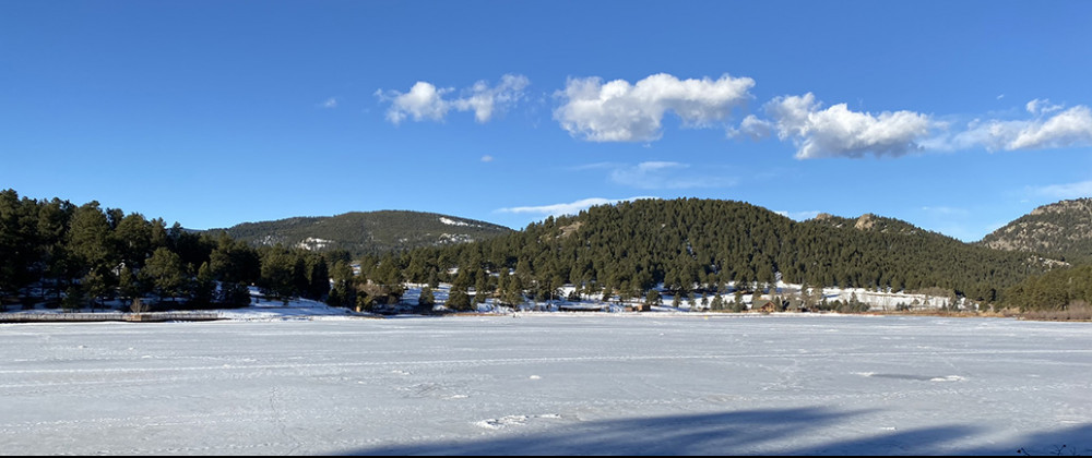 Evergreen Lake Trail Colorado