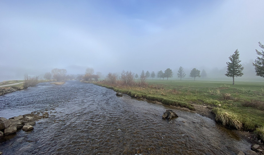 Fall River and Lake Estes Golf Course
