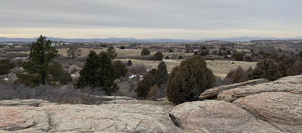 Hidden Mesa Trail
