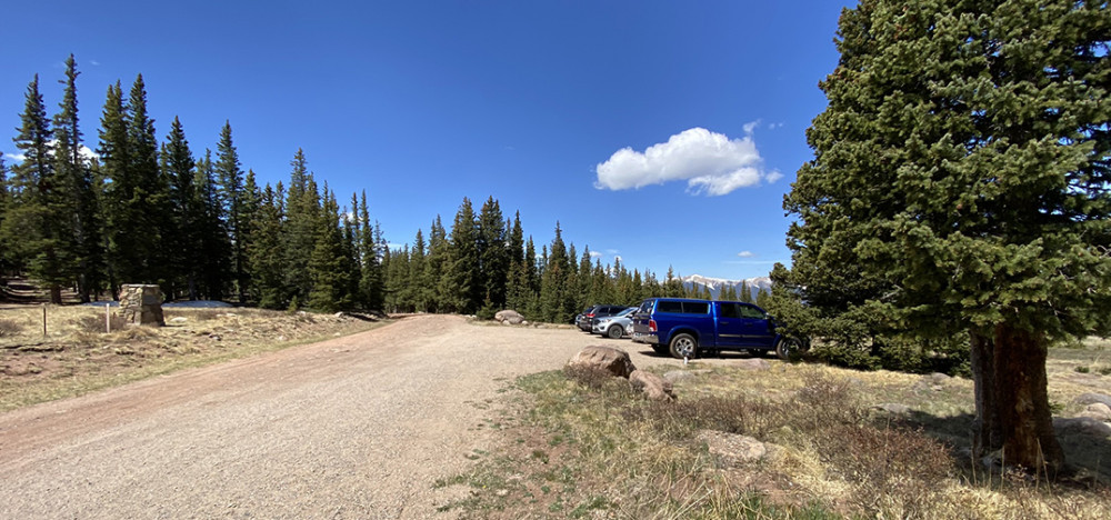 West Spanish Peak Trailhead