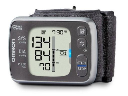 Omron 7 Series Wrist BP Monitor