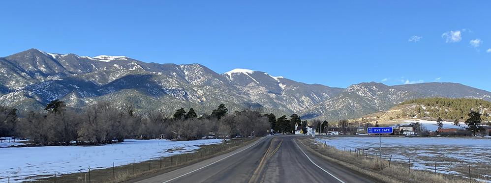 Rye Colorado