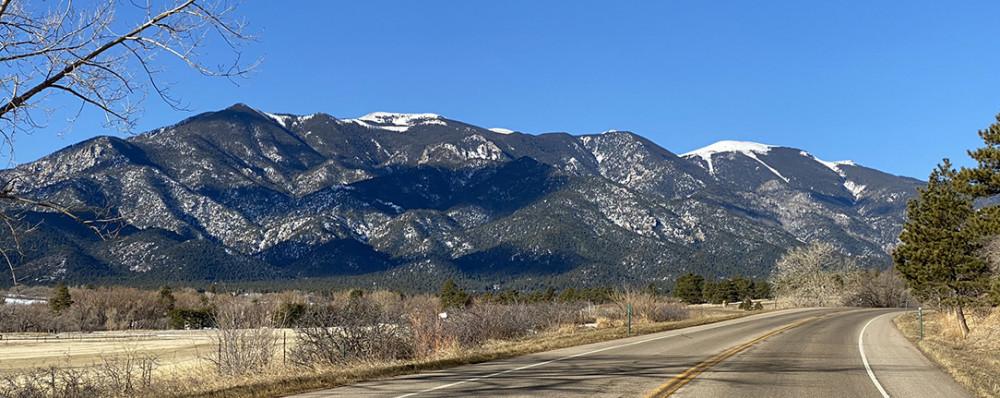 Drive to San Carlos Trail