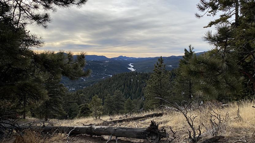 Alderfer Three Sisters Trail