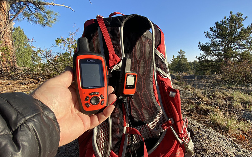 Garmin inReach Explorer+ Satellite Messenger