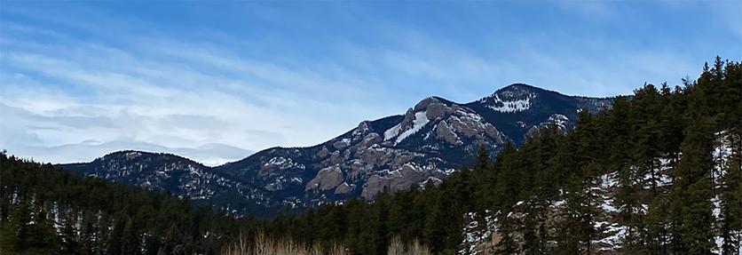 Drive to the Colorado Trail on Kenosha Pass