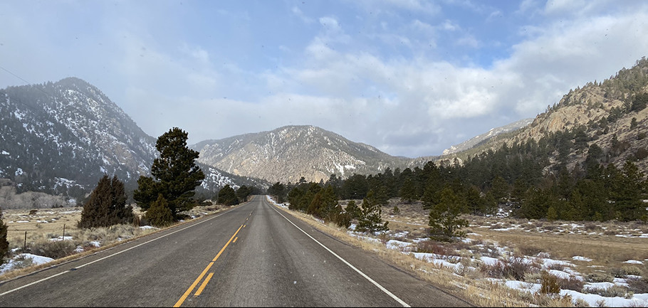 Hiking Trails in Colorado | Poudre Canyon Road