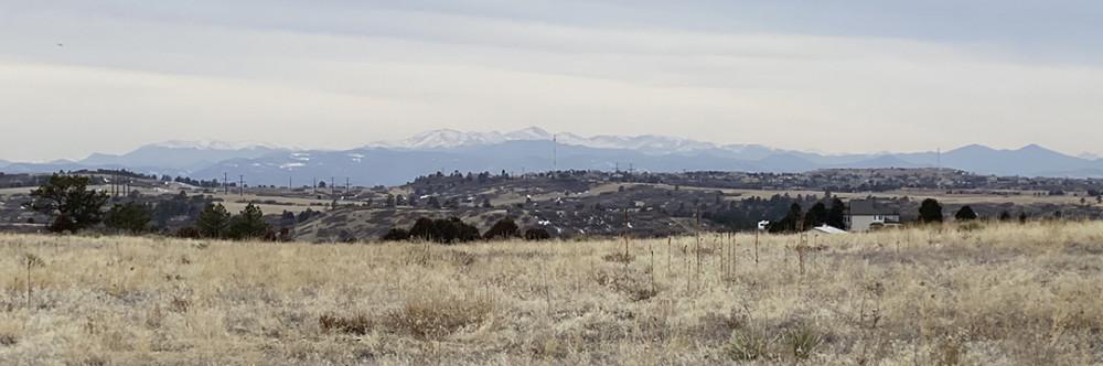 Rocky Mountains & Mount Evans