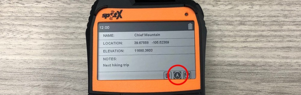 SPOT X | Start Navigating