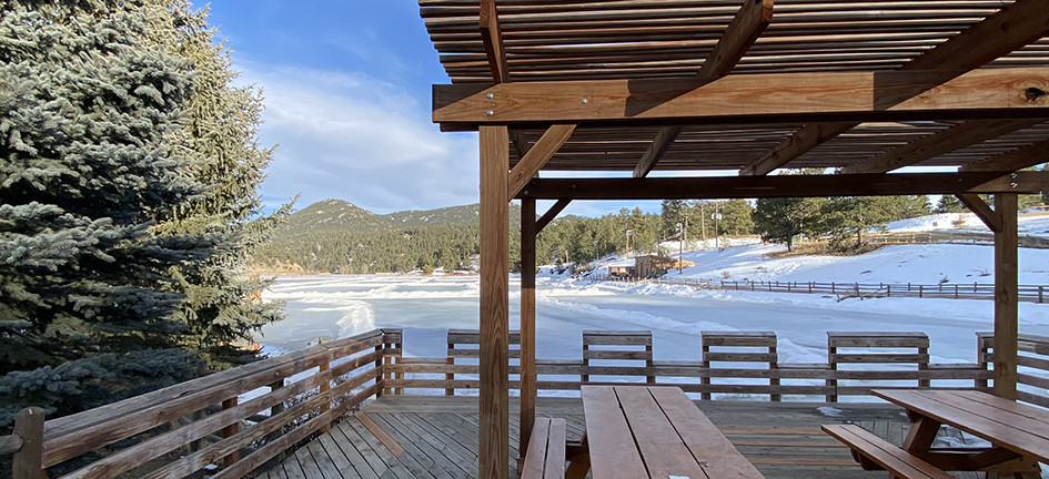 Evergreen Lake House Picnic Area