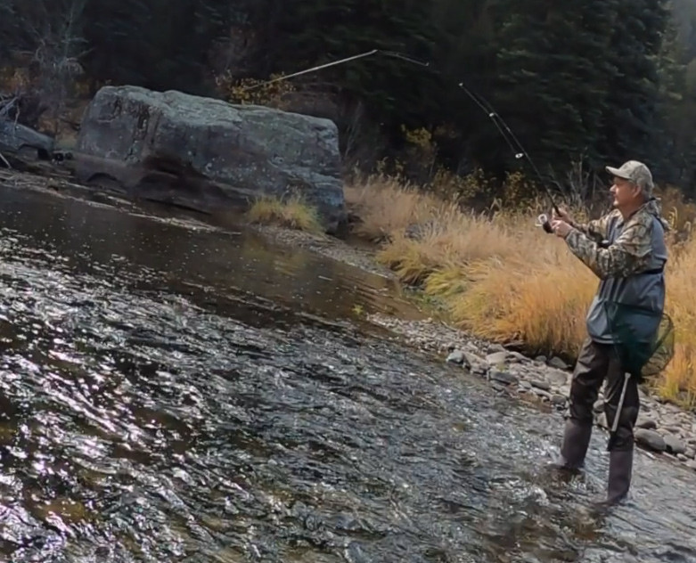 Catching the Trophy Rainbow Trout