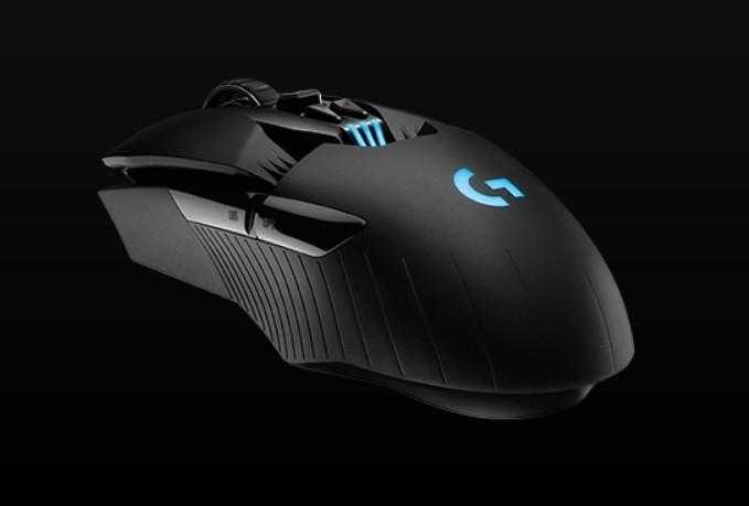 Logitech G903 lightspeed wireless mouse