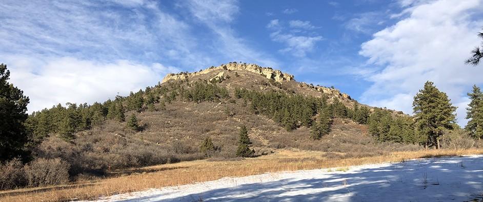 Dawson Butte Ranch Open Space Trail | Dawson's Butte