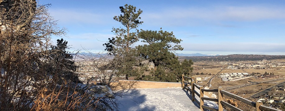 Hiking Trails in Colorado | Castle Rock Trail