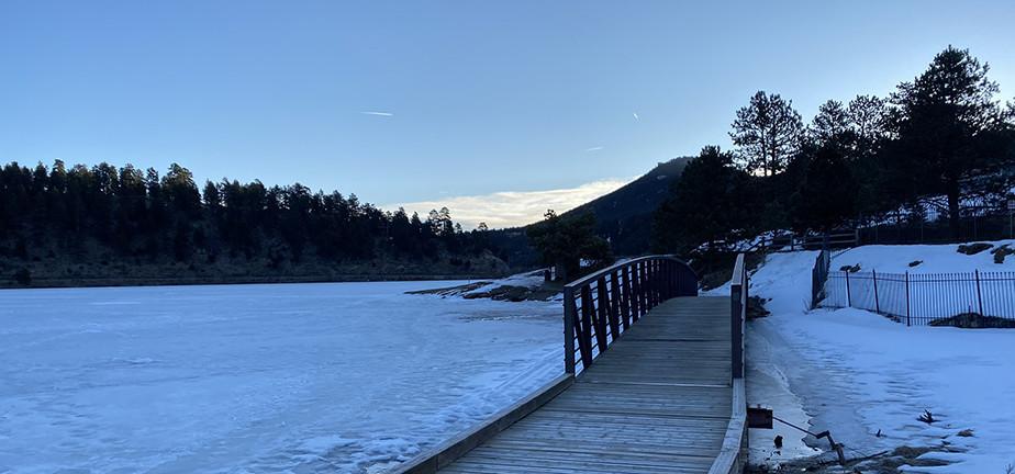 Evergreen Lake Trail