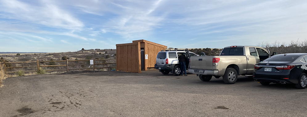 Hidden Mesa Trailhead