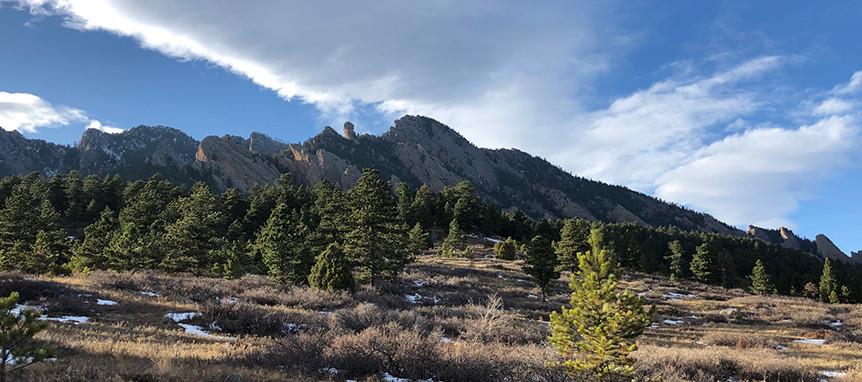 Homestead and Mesa Trail