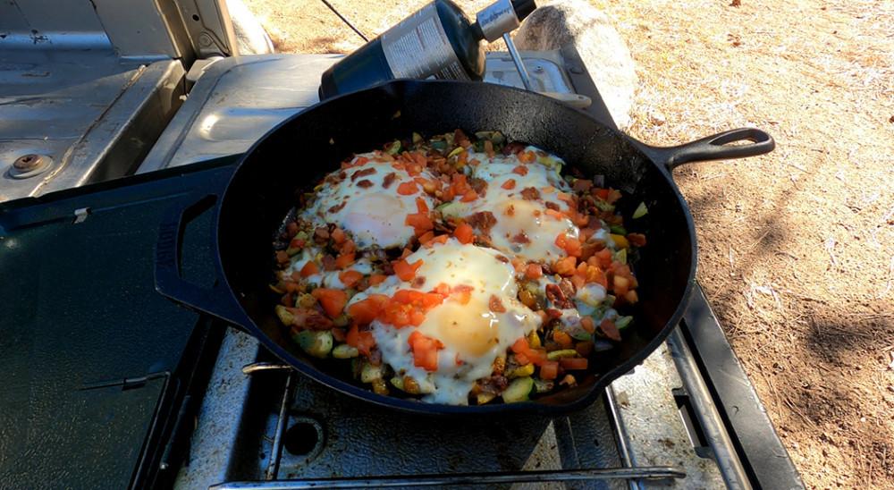 Colorado Breakfast Scramble